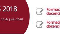 Becas 2018: Formación en docencia y extensión o Formación en docencia e investigación