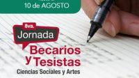 8va. JORNADA DE BECARIOS Y TESISTAS 2018