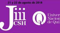 II JORNADAS DE INICIACIÓN EN LA INVESTIGACIÓN INTERDISCIPLINARIA EN CIENCIAS SOCIALES E HISTORIA
